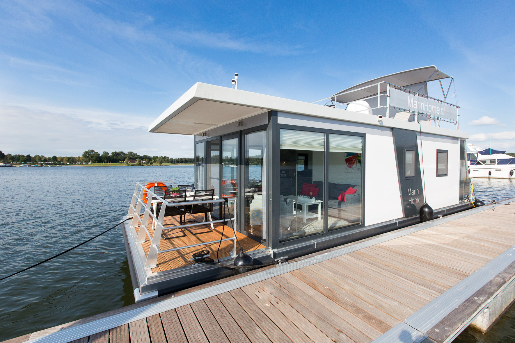 Houseboats: beleving en comfort
